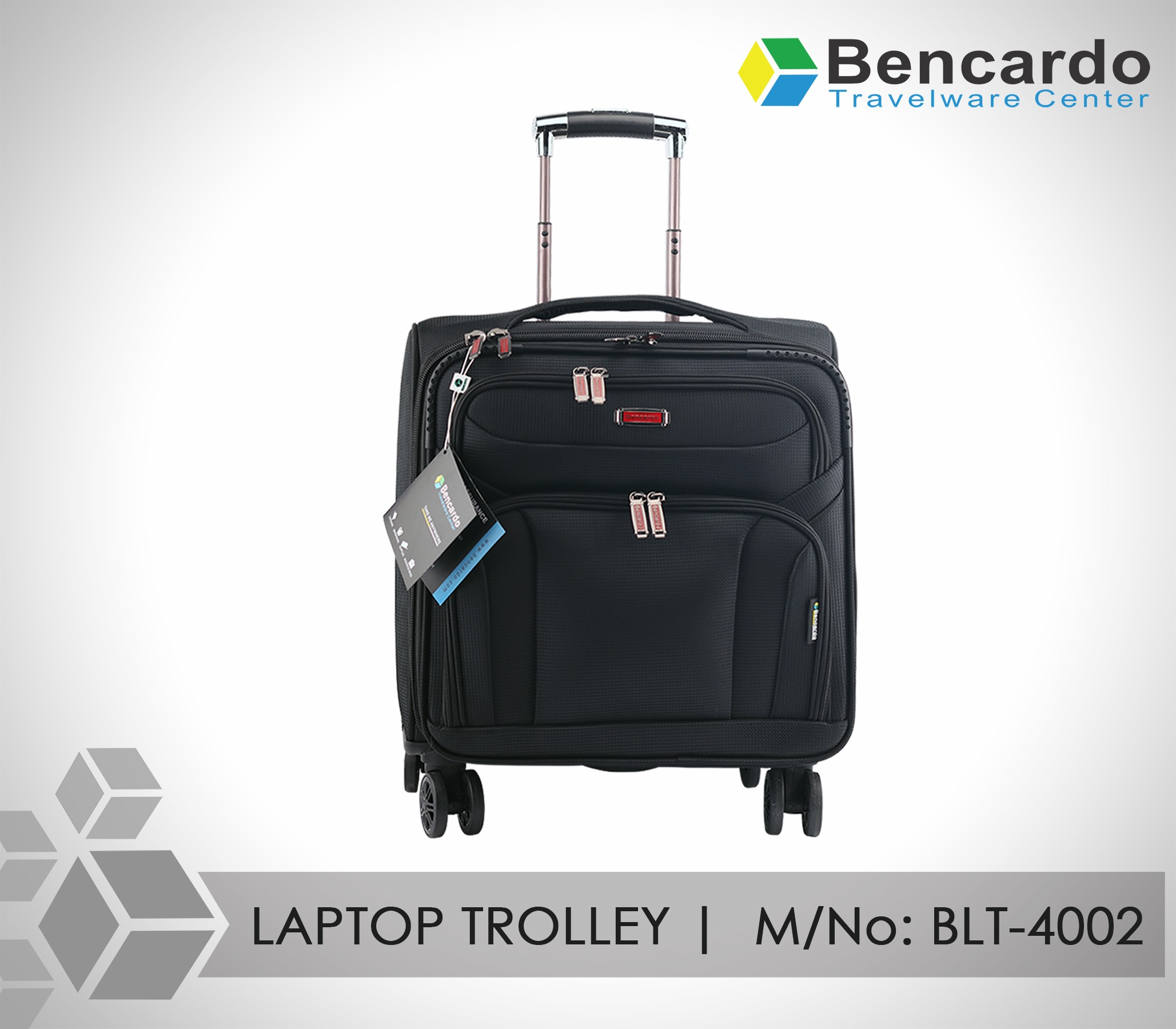 Laptop Trolley-4 Wheels-BLT-4002