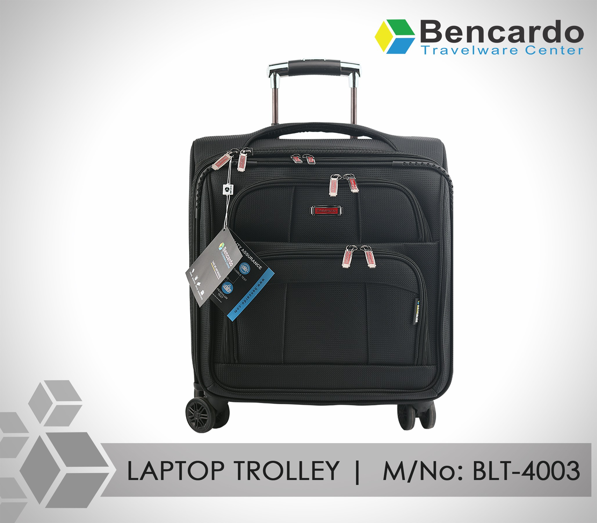 Laptop Trolley-4 Wheels-BLT-4003