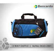 3 WAY DUFFLE BAG, GYM SPORTS BAG BGD-2301