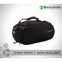 3 WAY DUFFLE BAG, GYM SPORTS BAG BGD-2302