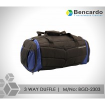 3 WAY DUFFLE BAG, GYM SPORTS BAG BGD-2303