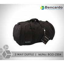 3 WAY DUFFLE BAG, GYM SPORTS BAG BGD-2304