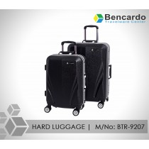 HARD TROLLEY LUGGAGE-4 WHEELS-BTR-9207