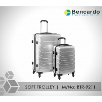 HARD TROLLEY LUGGAGE-4 WHEELS-BTR-9211