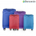 Bencardo Soft Trolley Luggage, 4 Wheels, Premium Bags, Travel Uprights - BTR-9014